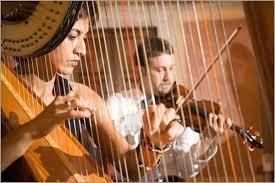 DUO -Arpa & Violino